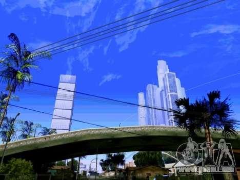 Rascacielos en Los Santos para GTA San Andreas segunda pantalla