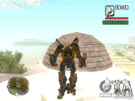 Bumblebee 2 para GTA San Andreas