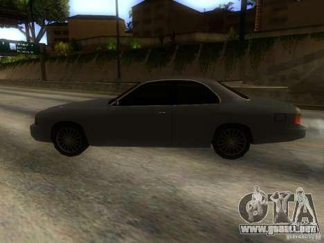 Merit Coupe para la visión correcta GTA San Andreas