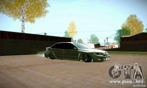 Lada Grant para la visión correcta GTA San Andreas