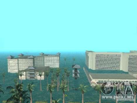 Inundación para GTA San Andreas tercera pantalla