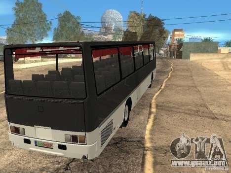 Ikarus Z50 para visión interna GTA San Andreas