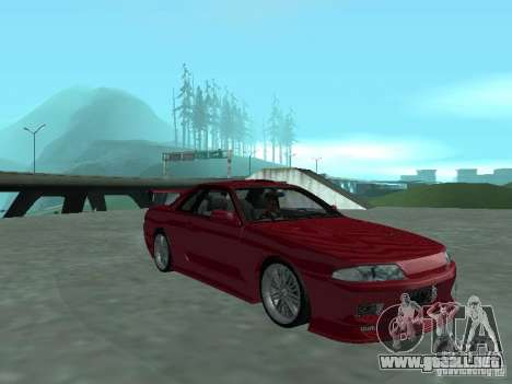 Nissan Skyline R32 Tuned para GTA San Andreas