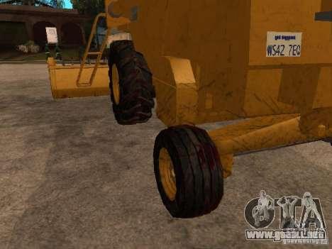 Holland TX 34 C para GTA San Andreas