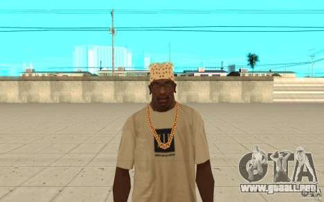 Bandana yendex para GTA San Andreas