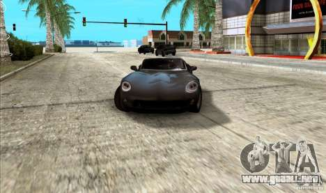 ENBSeries by HunterBoobs v1.2 para GTA San Andreas octavo de pantalla