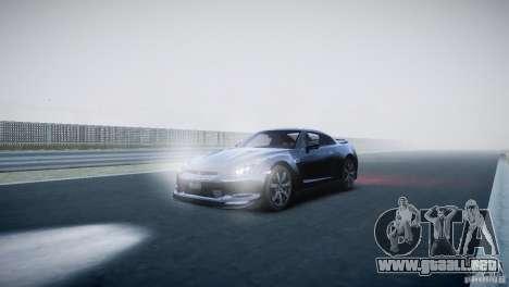 Nissan GT-R R35 V1.2 2010 para GTA 4 left