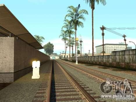Luces de tráfico ferroviario 2 para GTA San Andreas