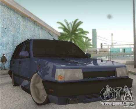 Tofas Kartal SLX para visión interna GTA San Andreas