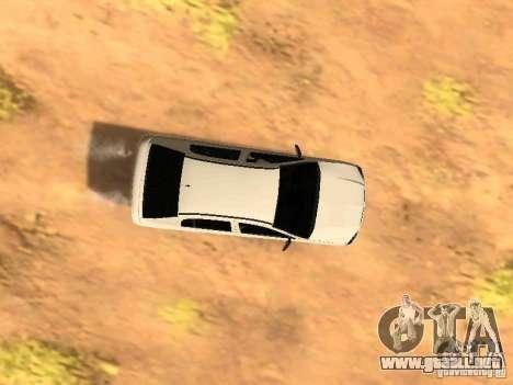 Chevrolet Astra Hatch 2010 para la visión correcta GTA San Andreas