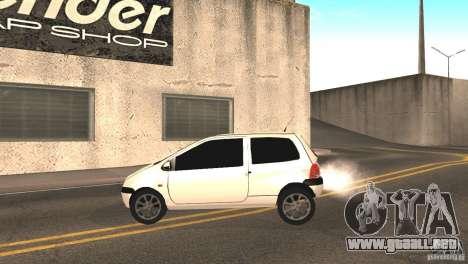 Renault Twingo para GTA San Andreas left
