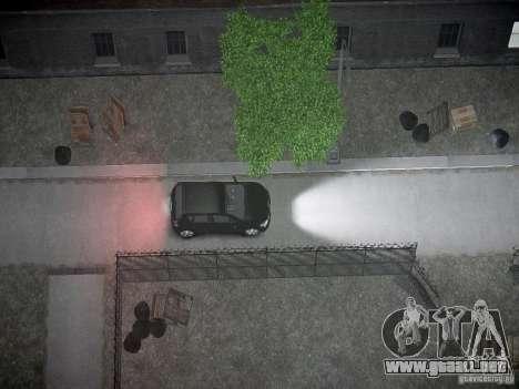 Kia Ceed para GTA 4 vista desde abajo