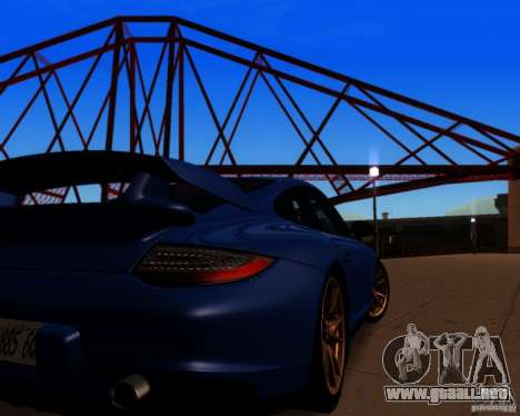 Real World ENBSeries v2.0 para GTA San Andreas tercera pantalla