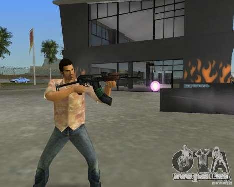 AK-74 para GTA Vice City
