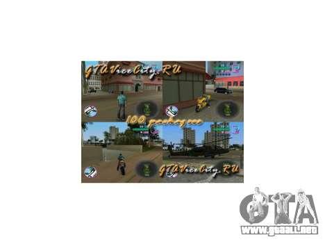 100 paquetes ocultos de GTA Vice City para GTA Vice City