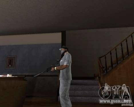 G37 automático para GTA San Andreas segunda pantalla