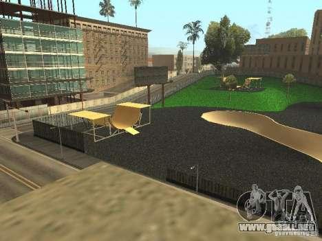 El nuevo Velódromo en LS para GTA San Andreas tercera pantalla