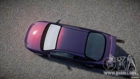 Chevrolet Cobalt SS para GTA 4 vista interior