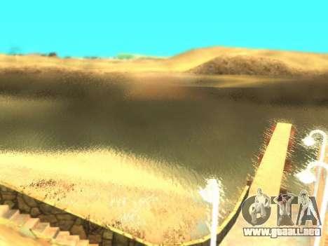 ENBSeries v3 para GTA San Andreas quinta pantalla