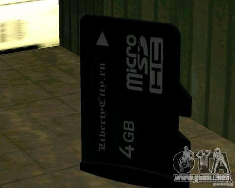Preservación de textura nueva para GTA San Andreas