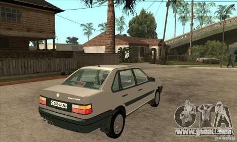 Volkswagen Passat B3 para la visión correcta GTA San Andreas