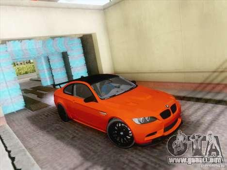 Lavado de coches funcional para GTA San Andreas
