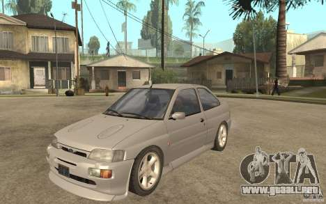 Ford Escort RS Cosworth 1992 para GTA San Andreas