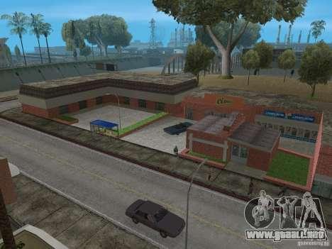 Nuevo Groove Street para GTA San Andreas