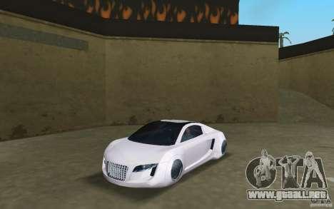 Audi RSQ concept para GTA Vice City