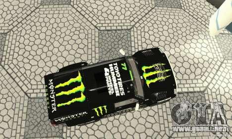 Hummer H3 Baja Rally Truck para la visión correcta GTA San Andreas