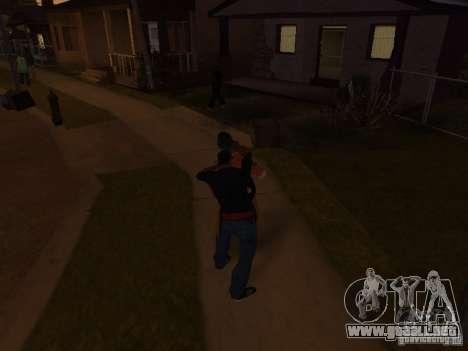 GTA IV  San andreas BETA para GTA San Andreas octavo de pantalla