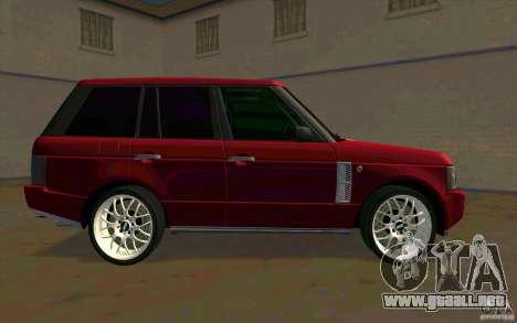 SPC Wheel Pack para GTA San Andreas octavo de pantalla