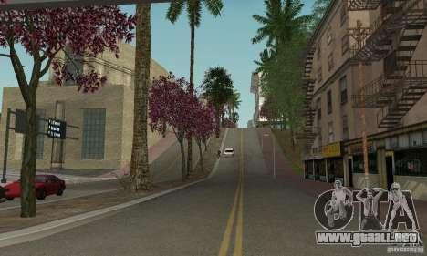 Green Piece v1.0 para GTA San Andreas sexta pantalla