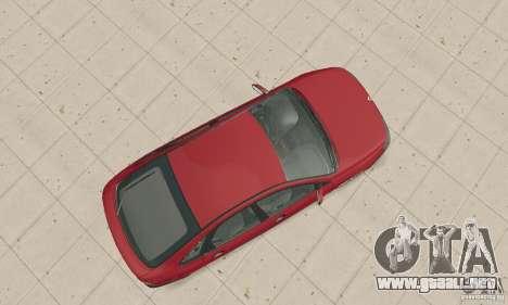 Renault Laguna 16V para la visión correcta GTA San Andreas