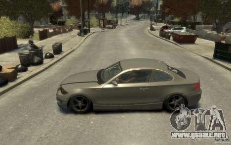 BMW 135i para GTA 4 left