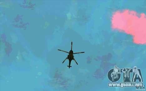 U.S.A.F. Cargo para GTA San Andreas segunda pantalla