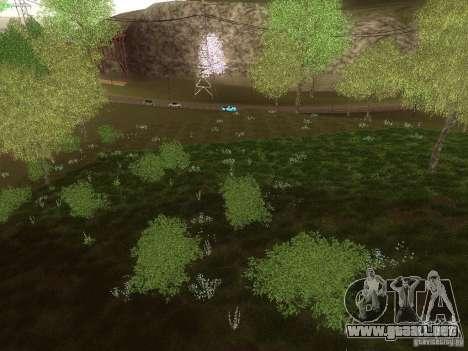 Spring Season v2 para GTA San Andreas décimo de pantalla