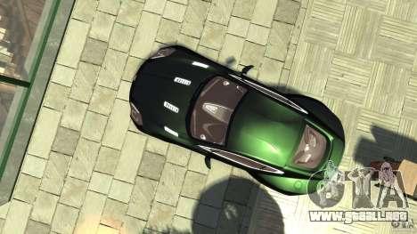 Aston Martin One-77 [EPM] para GTA 4 visión correcta
