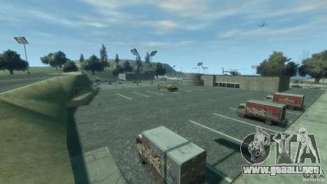 Laguna Seca v1.2 para GTA 4 quinta pantalla