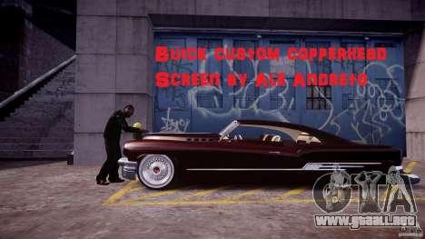 Buick Custom Copperhead 1950 para GTA 4
