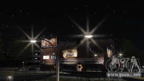 Nueva luz para GTA 4 tercera pantalla