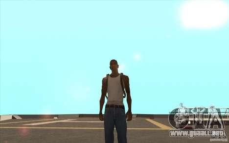 Paracaídas para GTA San Andreas tercera pantalla