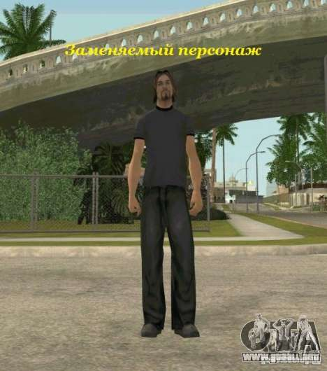 Assassins skins para GTA San Andreas octavo de pantalla