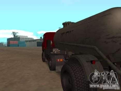 TTC 26 para la visión correcta GTA San Andreas