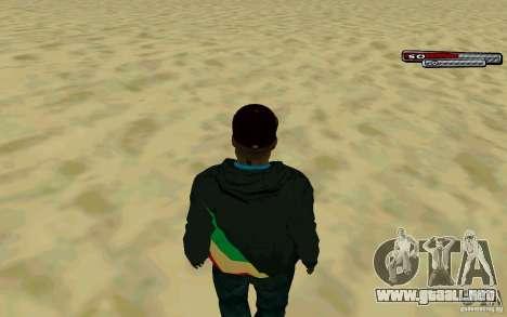 Drug Dealer HD Skin para GTA San Andreas sucesivamente de pantalla