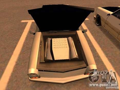 New Perennial para vista lateral GTA San Andreas
