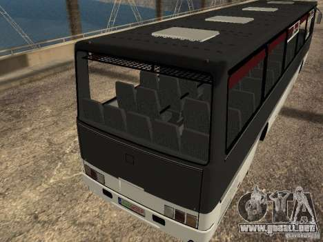Ikarus Z50 para GTA San Andreas left