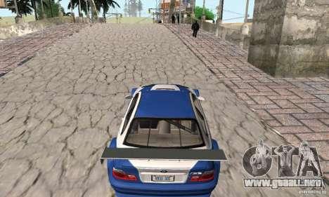 New Groove by hanan2106 para GTA San Andreas octavo de pantalla