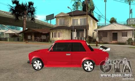 Coupe de 2 puertas VAZ 2101 para GTA San Andreas left