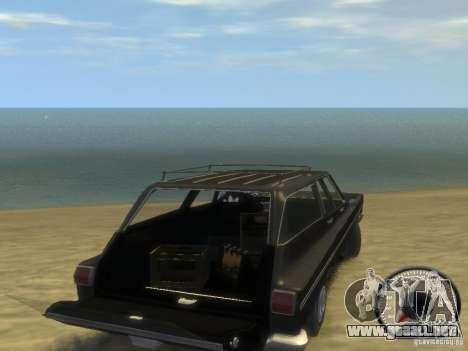 Plymouth Belvedere Wagon 1965 v1.0 para GTA 4 visión correcta